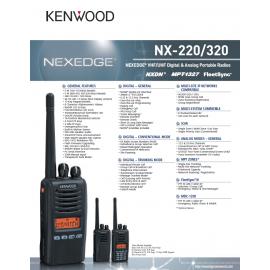 KENWOOD NX-320